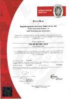 DIN EN ISO 9001:2015 (certification QMS)