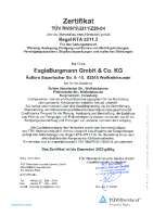 KTA 3211.3 (approval for manufacturer of  nuclear components)