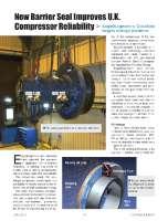 Barrier Seal Improves U.K. Compressor Reliability