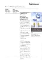 EagleBurgmann develops new generation of dry-running seals