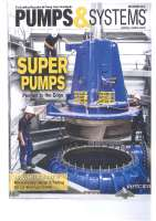 Super Pumps - Innovative design, engineering and high-performance