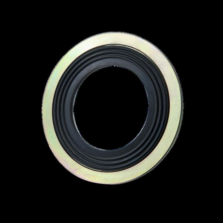 KN Gummi-Stahl-Flachdichtung 9107/KN