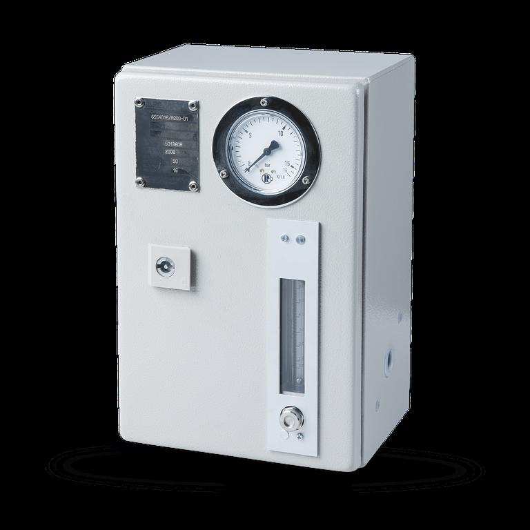 GSS <br/>Gasversorgungssystem