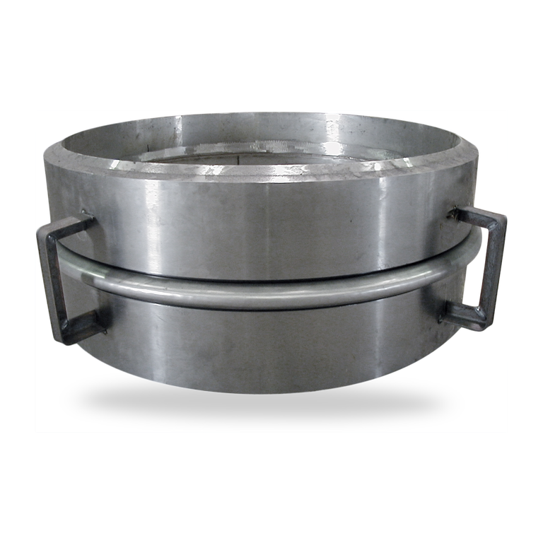 TRD Toroid  expansion joints