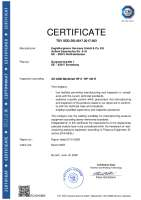 AD 2000 HP 0 DIN EN ISO 3834-2