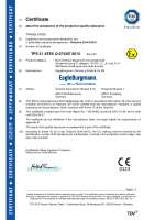 ATEX 2014/34/EU (Certification Quality Assurance Production)