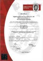 DIN EN ISO 14001:2009 & OHSAS 18001:2007 (Zertifizierung HSE Managementsystem)