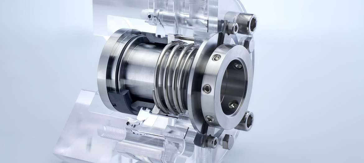 Mechanical seal for liquid sulfur - Sealing Solutions
