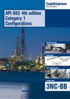 Brochure API 682 4th ed. Cat. 1 Configurations - 3NC-BB