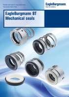 Catalog BT-Burgmann mechanical seals