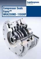 Leaflet Espey WKA250ND-1100HP compressor seals