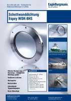 Prospekt Espey WDK-BHS Schottwanddichtung
