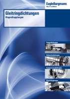 Katalog Gleitringdichtungen, Magnetkupplungen