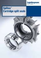 Leaflet Splitex fully split cartridge seal