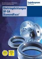 Prospekt Gleitringdichtungen DF-SA DiamondFace®