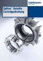 Prospekt Splitex® geteilte Cartridgedichtung
