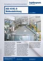 Solution: Gasgeschmierte Rührwerksdichtung AGS in Ammoniak-Verbrennungsreaktoren