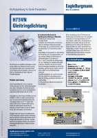 Solution: Gleitringdichtung H75VN in Cumol-Pumpstation