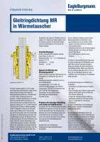Solution: Gleitringdichtung MR in Wärmetauscher