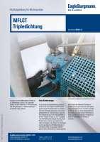 Solution: Metallbalgdichtung MFLCT als Tripeldichtung in Ethylenpumpe
