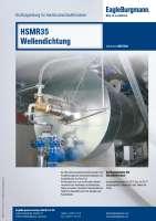 Solution: Rührwerksdichtung HSMR35 für Hochdruckschaufeltrockner