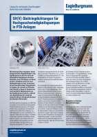 Solution: SHV für Sundyne Pumpen in PTA-Anlagen