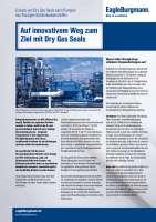 Solution: DF-(P)DGS6 im Pumpen von flüssigen Kohlenwasserstoffen