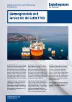 Solution: Dichtungstechnik und Service für Goliat FPSO