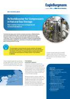 Solution: RoTechBooster for compressors in natural gas storage