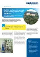 Solution: RoTechBooster Coari compressor station Brazil