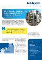 Solution: RoTechBooster für Gasverdichter in der Erdgasspeicherung