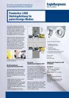 Solution: PowderAce H9UD Gleitringdichtung für pulverförmige Medien