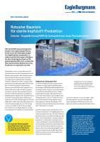 Solution: Robuster Baustein für sterile Impfstoff-Produktion