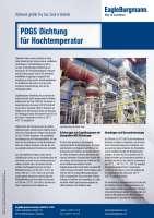 Solution: Gasgeschmierte Kompressordichtung PDGS für Hochtemperatur