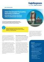 Solution: RoTechBooster for several compressor seals