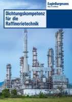 Broschüre Dichtungskompetenz für die Raffinerietechnik