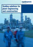 Leaflet Sealing solutions for plant engineering and construction (EPC)