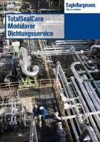Broschüre TotalSealCare modularer Dichtungsservice