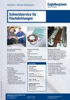 Solution: Schneidservice für Flachdichtungen | Leipzig