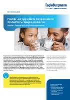 Solution: Patentierte PLUG & RUN Kompensatoren