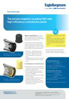 The proven magnetic coupling MAK